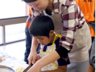 外国人学校 長野日伯学園への健康増進支援